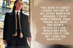 "lokis-dirty-whispers: ""Submission: ""Such a naughty girl, writing such dirty fantasies. Did you not think I would hear and see you writing, feel your pulse jump when you type out my name? Loki Marvel, Loki Thor, Loki Laufeyson, Tom Hiddleston Loki, Loki Whispers, Loki Imagines, Avengers Imagines, Marvel Images, Loki Quotes"