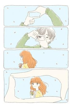 ♥Kawaii Anime♥ ~So cute *-* Anime Love Couple, Cute Anime Couples, Anime Amor, Manga Anime, Kawaii Anime, Chibi, Style Anime, Cute Romance, Poses References