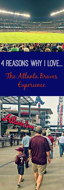 Tacos and A Ballpark... / Red Velvet Rooster  Come read all about Suntrust Park, the new home for the Atlanta Braves.  Hint: The place is amazing! http://www.redvelvetrooster.com/2017/06/tacos-and-ballpark.html#.WTqLSty1thE