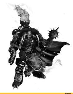 Warhammer 40000,warhammer40000, warhammer40k, warhammer 40k, ваха, сорокотысячник,фэндомы,undivided,Chaos (Wh 40000),Word Bearers,Chaos Space Marine