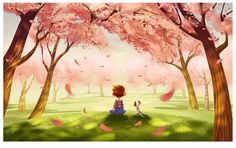 hanami art - Google Search