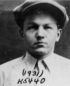 Nelson was a ruthless and violent gangster who killed three FBI agents and many others before being taken down in a firefight with the Bureau in 1934.