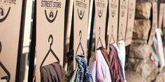 "Largo da Batata recebe ""loja gratuita"" de roupas The Street Store | Consumo Colaborativo Brasil | Economia Compartilhada"
