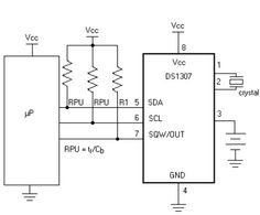 digital clock ds1307 circuit & project using pic microcontroller Microcontrolador Pic, Pic Microcontroller, Real Time Clock, Block Diagram, Circuit Projects, Digital Clocks, Circuit Diagram, Digital Watch