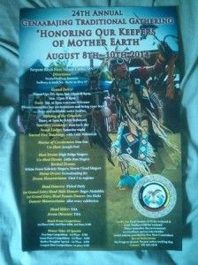 Pow Wow Calendar » » 24th Annual Genaabajing Traditional Gathering