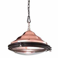 Copper Laboratory Kitchen Bench Light