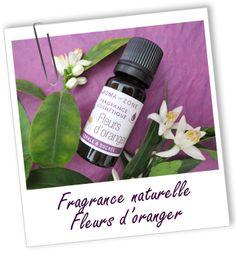 Fragrance cosmétique naturelle Fleurs d'oranger Aroma-Zone