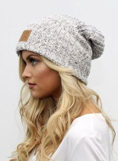 How to Look Good in the Snow (and Still Stay Warm). Cute Winter HatsCute ... 1aba6de371bb