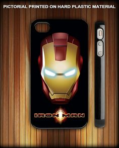 iron man iPhone case 4 / 4S / 5 Case Cover by JANGKRIKGENGGONG, $15.00