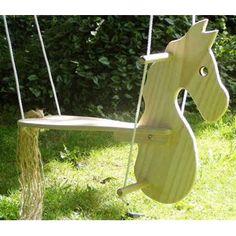 Rocking Horse Swing
