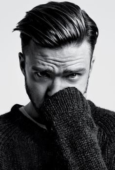 Justin Timberlake in T The New York Times Style Magazine, 2013