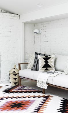 If you haven't heard of The Citizenry yet, you're missing out. This brand features modern home décor pieces handcrafted from all over the world. Everything is made in small batches, so each item is truly one-of-a-kind, perfect for bringing a bit of story into your home. Do yourself a favor and visit their site! #ad