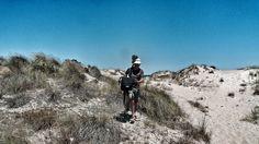 Mini Velo en el desierto
