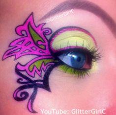 Bonita Femur Makeup. Youtube channel: full.sc/SK3bIA