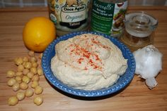 Our Favorite Hummus!!