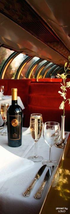 Wine Train...Napa Valley   LOLO