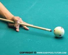 THE BRIDGE. The main function of the bridge is to lock your cue stick into position to minimize unnecessary sideways movement.
