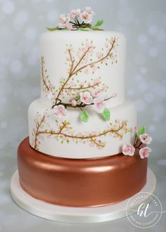 We produces delicious handmade and beautifully decorated cakes and confections for weddings, celebrations and events. Handmade Wedding, Celebration Cakes, Celebrity Weddings, Cherry Blossom, Heavenly, Cake Decorating, Wedding Cakes, Rose, Celebrities
