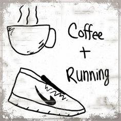 Coffee + Running