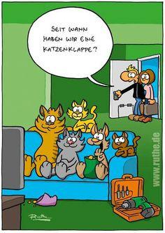 Ralph Ruthe cartoon - very funny #cartoon
