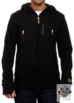 Mens Oxbow Tarapoto Surf Jacket in black  http://www.boylos.co.uk/products/view/oxbow-tarapoto-inner-jacket