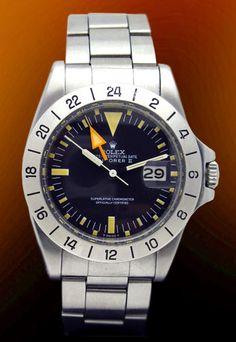 Rolex 1655 Steve McQueen Explorer II