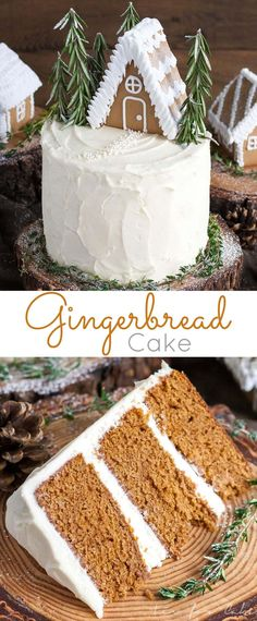This Gingerbread Cak