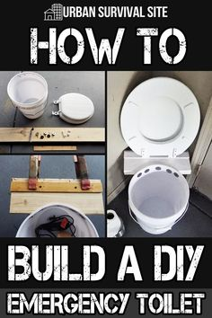 Kids Survival Skills, Survival Tips, Urban Survival, Wilderness Survival, Miniature Hereford, Toilet Seat Hinges, Toilet Drain, Natural Disinfectant, Outdoor Stove