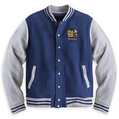 Mickey Mouse Varsity Jacket for Men - Disneyland 2015