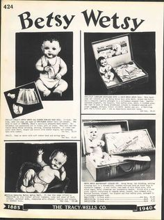1940 AD Betsy Wetsy Dolls Mastercraft Luggage Storybook Our Little Sister Nuns
