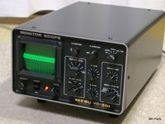 """Sale!!!! YAESU YO-301 Scarce Mint Monitor Scope / Oscilloscope For FT-301 Line FREE SHIPPING  Buy / Comprarlo en  MH Parts and Facebook: us/ 511 Free Shipping  eBAY Price us/5550 Free Shipping : https://www.ebay.com/itm/382500341964  Mercadolibre (Americas) Correo Gratis: $1.638.000  Write Us / Escribanos """"MH Parts always thinking in our Ham Radio stations"""" """"MH Parts siempre pensando en nuestros Radioaficionados"""" #electronic #radio #hamradio #icom #yaesu #kenwood #swap #radioaficionados…"""
