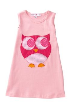 HauteLook | Starting at $15: Mini Scraps Owl Dress