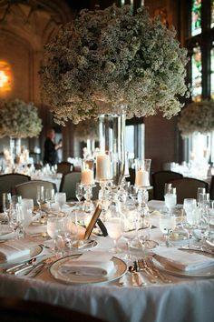 Glowing Chicago Wedding from La Belle Fleur Events - MODwedding