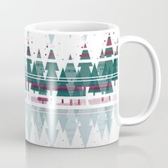 ERAMIC COFFEE MUG - Available in 11 and 15 ounce sizes, these premium ceramic coffee mugs feature wrap-around art and large handles for easy gripping. Dishwasher and microwave safe, these cool coffee mugs will be your new favorite way to consume hot or cold beverages.