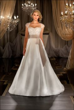 Wedding Gowns for Large Busts