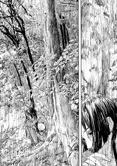 Kai Fine Art is an art website, shows painting and illustration works all over the world. Ink Illustrations, Manga Illustration, Digital Illustration, Jorge Gonzalez, Graphic Novel Art, Comic Manga, Bd Comics, Comic Artist, Ink Art
