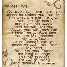 daughter of a king | You are a daughter of the King, therefore you ARE a ... | Just Fun