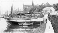 Fishing boat, Peel, Isle of Man