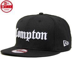 3fdc3e8e879 Compton x New Era 9Fifty Snapback Cool Hats