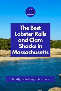 Massachusetts, along with the rest of New England, is home to so many delicious clam shacks and lobster restaurants. Read about the best clam shacks in Massachusetts, along with great places to get the best lobster rolls in the state. Fried Clams, Steamed Clams, Best Lobster Roll, Lobster Rolls, Best Seafood Restaurant, Restaurant Offers, Best Vacation Spots, Best Vacations, Harbor Cafe