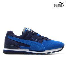 Puma TX-3: Methyl Blue/Peacoat