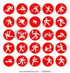 olympic games sports logos