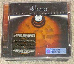 4hero CD Creating Patterns ft Jill Scott Ursula Rucker Terry Callier Mark Murphy #uniqbeats #ebay #ebayuk