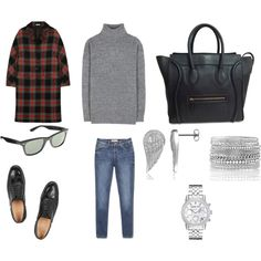 """""""MONDAY LOOK"""" by maellog on Polyvore"""