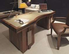 Desks - Luxury Bespoke Furniture by Gosling