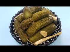 Pickles, Ethnic Recipes, Youtube, Food, Romanian Food, Essen, Meals, Pickle, Youtubers