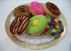 Ideas de decoraci�n con ganchillo o crochet (4). Especial amigurumis