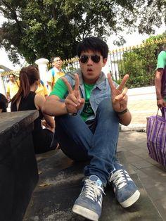 Rizky Alatas mantan personel boyband