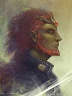 Younger Ganondorf by EternaLegend