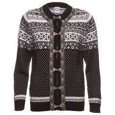 Stavanger Norwegian Wool Blend Sweater Open Elegant